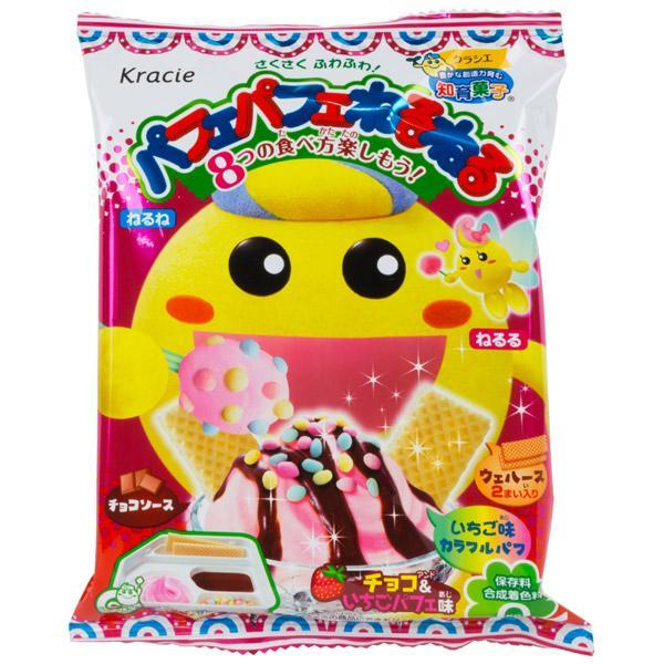 Zestaw Kracie Popin Cookin Parfait Neru Neru (truskawka i czekolada)- BRAK w magazynie