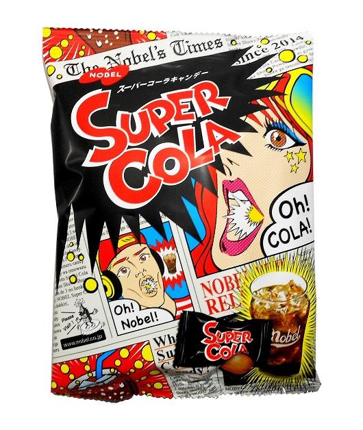 Japońskie Cukierki Ekstremalne Super Cola 88g