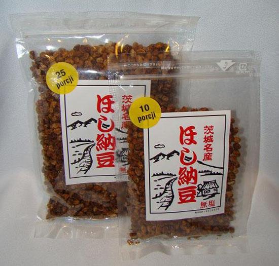 Japońska soja Natto 80g