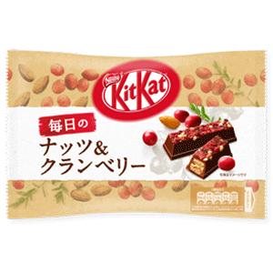 Wafelki Kit Kat z Migdałami i Żurawiną- Brak w magazynie