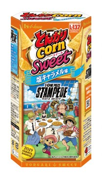 Tongari Corn Caramel One Piece-20% taniej!!