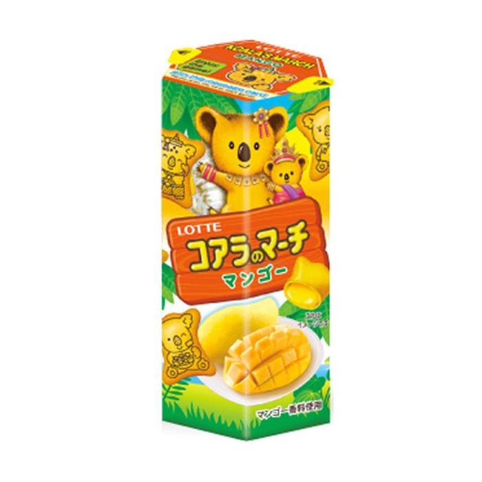 Lotte Koala Mango Biscuits- -30% TANIEJ