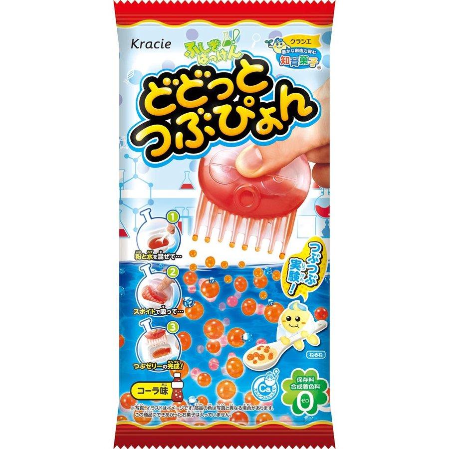 Zestaw Popin Cookin Dodotto Tsubupyon Octopus