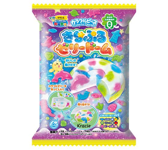 Zestaw Kracie Popin CookinKira Puru Jelly Dome NEW!