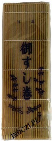 Mata bambusowa do sushi 24x24